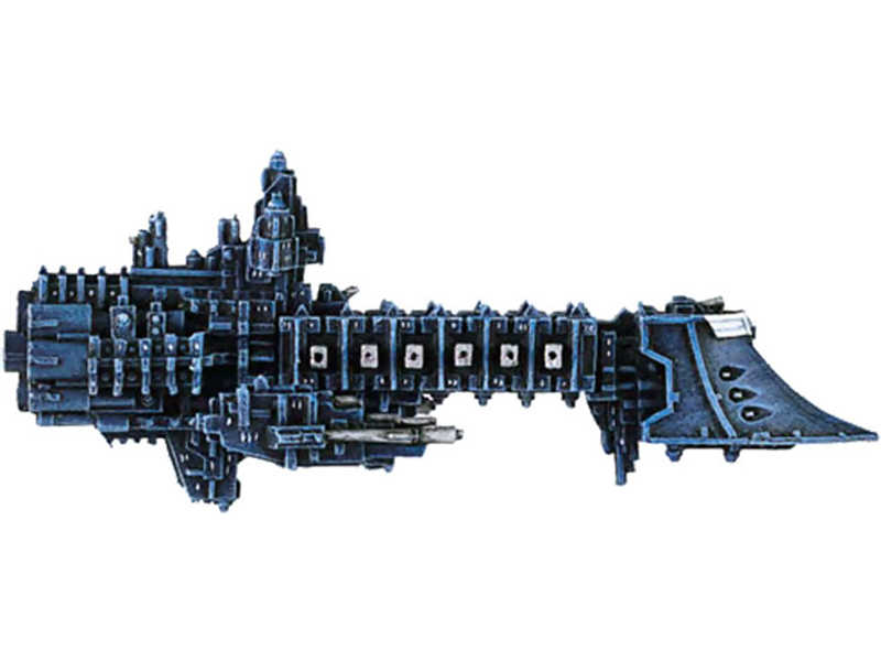 Resin набор моделей фигурок из смолы для Battlefleet Gothic Imperial Navy Dauntless-Class Light Cruiser