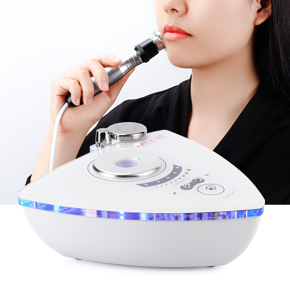3IN1 RF Tripolar Machine Skin Tightening Rejuvenation Facial Beauty Device Eye Face Anti Wrinkle Whitening Body Slimming Machine