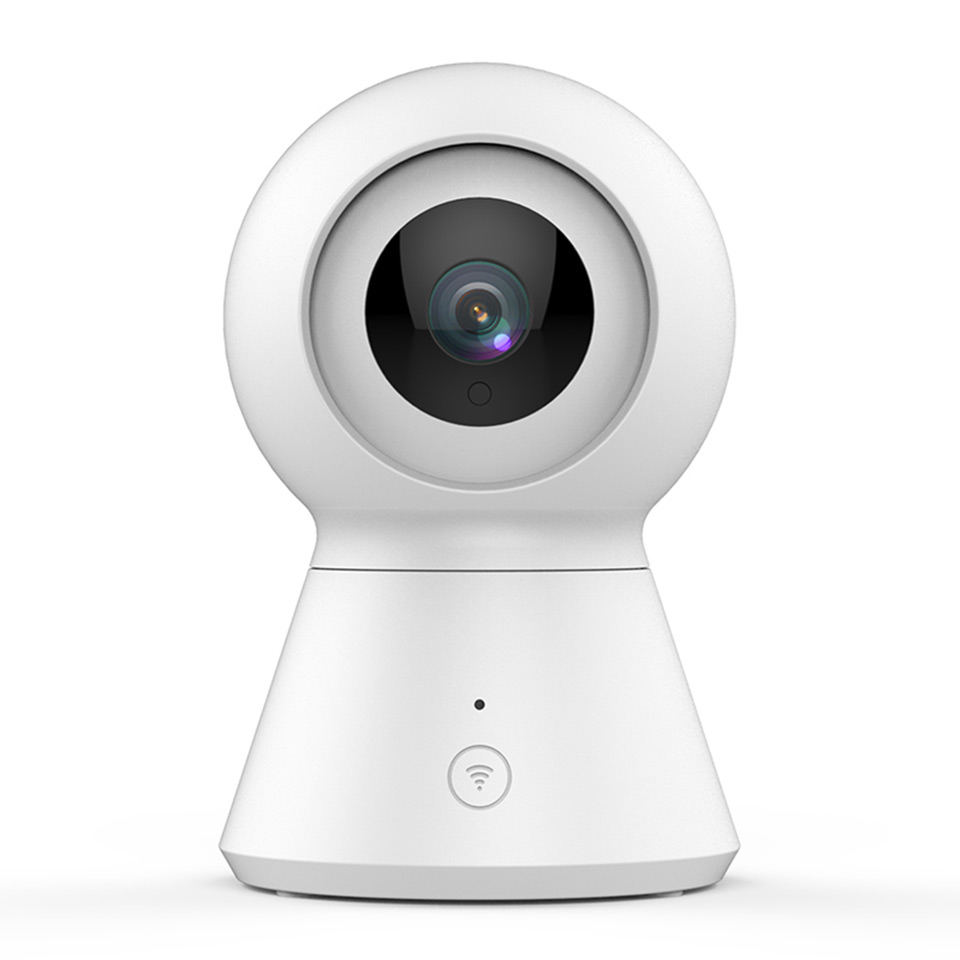 YI Cloud Dome Camera 1080P Pan/Tilt/Zoom Wireless IP Night Vision Baby Monitor 360 Degree Coverage Night Vision 2018 NEW Global