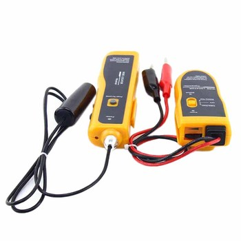 Noyafa Nf-816-C Underground Cable Wire Locator Locate Pet Fence Wires, Metal Pipes, Electrical Wires, Telephone Wire, Coax Cable