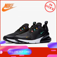 Original Authentic Nike Air Max 270 Women's Running Shoes Breathable Sports Shoes Outdoor Sports Shoes 2019 New AH6789 023