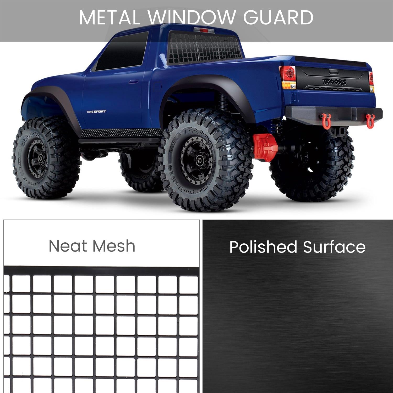 Metall 3D K5 Windshield Wipers DJC-0673 für TRAXXAS TRX-4 RC4WD Chevrolet Car DE
