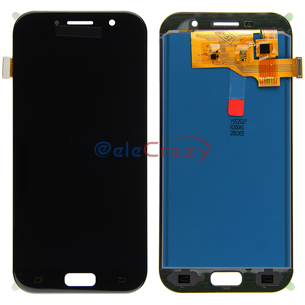 TFT/100%tested For <font><b>SAMSUNG</b></font> Galaxy A5 2017 <font><b>A520F</b></font> SM-<font><b>A520F</b></font> A520 LCD <font><b>Display</b></font> with Touch Screen Assembly image
