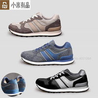 Original Youpin FREETIE 80 90 Retro Sports Shoes Breathable Refreshing Mesh Comfortable And Stable Running Shoes For Man Women