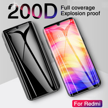 זכוכית redmi note 7 מגן זכוכית לxiaomi redmi note 7 זכוכית סרט redmi 6 6a מסך מגן redmi note 7 6 5 פרו זכוכית
