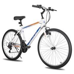 HILAND bicicleta de montaña de 26 pulgadas 18 velocidades bicicleta de montaña con neumáticos mecánicos CST