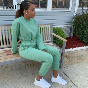 (Set And Pants Are Sold Separately) Tracksuit Women's Sports Suit Sweatshirt And Sweatpants Jogging Femme 2 Pieces Set Sweatsuit 1