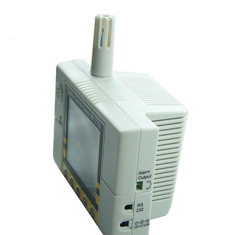 Us Plug Az7722 Co2 детектор газа с тестом температуры и влажности с сигналом выхода драйвера встроенный реле управления вентиляцией S - 5