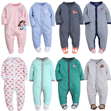 Baby Romper Newborn baby boys girls clothes 3 6 9 12 months cotton infant jumpsuit toddler kids clothing
