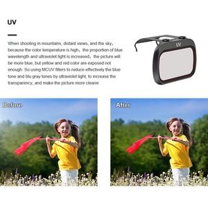 Image 4 - STARTRC Mavic Mini obiektyw ND4/ND8/ND16/ND32/MCUV/CPL zestaw filtr dla Mavic Mini Drone obiektyw ND8 ND16 ND32 ND64 PL zestaw akcesoriów