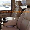 Комплект крышек центральной консоли с защелкой для замены 2007-2013 Chevy Tahoe/Avalanche/2008-2014 Silverado/G mc Yukon (Xl)/Sierra 150