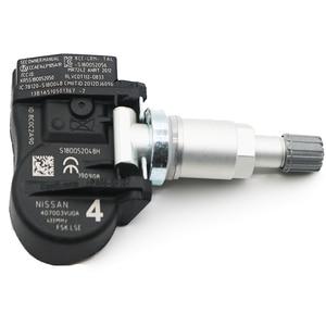 Image 5 - 40700 3VU0A TPMS Sensor Tire Pressure Monitor System For Nissan NOTE QASHQAI TIIDA Hatchback X T Renault ESPACE 407003VU0A