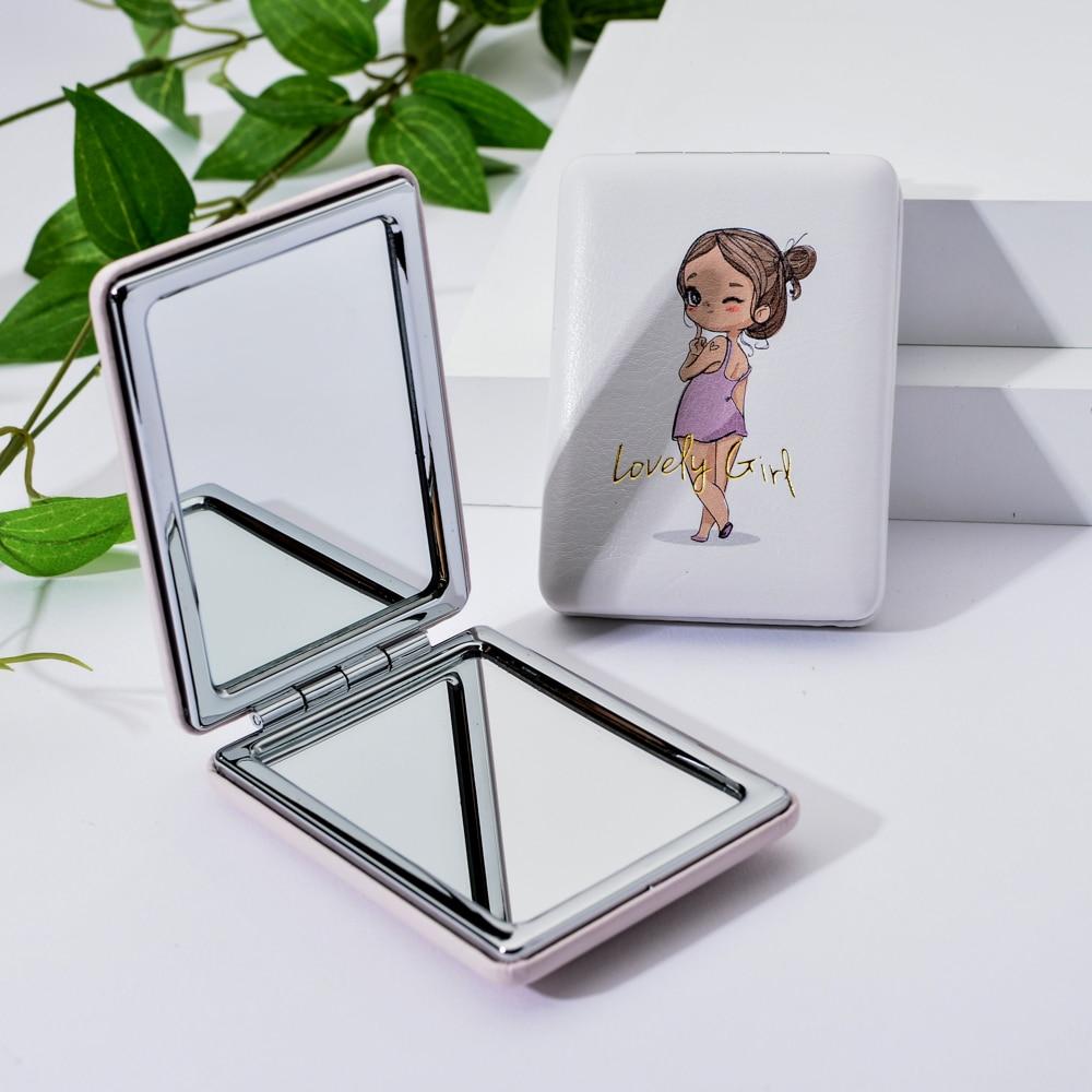 Vicney menina portátil mini dos desenhos animados