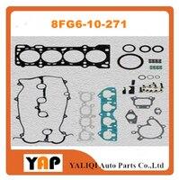 Revizyon conta kiti motor FITMAZDA 626 MK 323 Premacy FP FPY3 FP9A FP55 Familia 1.8 1.8L 1.9L 16V L4 8FG6-10-271 1997-2005