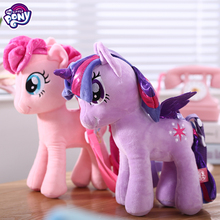My Little Pony Cute Plush Toy Pacifying Doll Kids Birthday Gifts Girls Lovely Inclined Shoulder Bag Toys for Children Unicorns