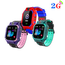 Kinder telefon uhr kamera £ touch bildschirm voice alarm, motion track SOS kinder smart watch 2g netzwerk(China)