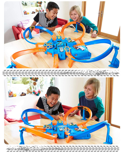 Hot Wheels Criss Cross3