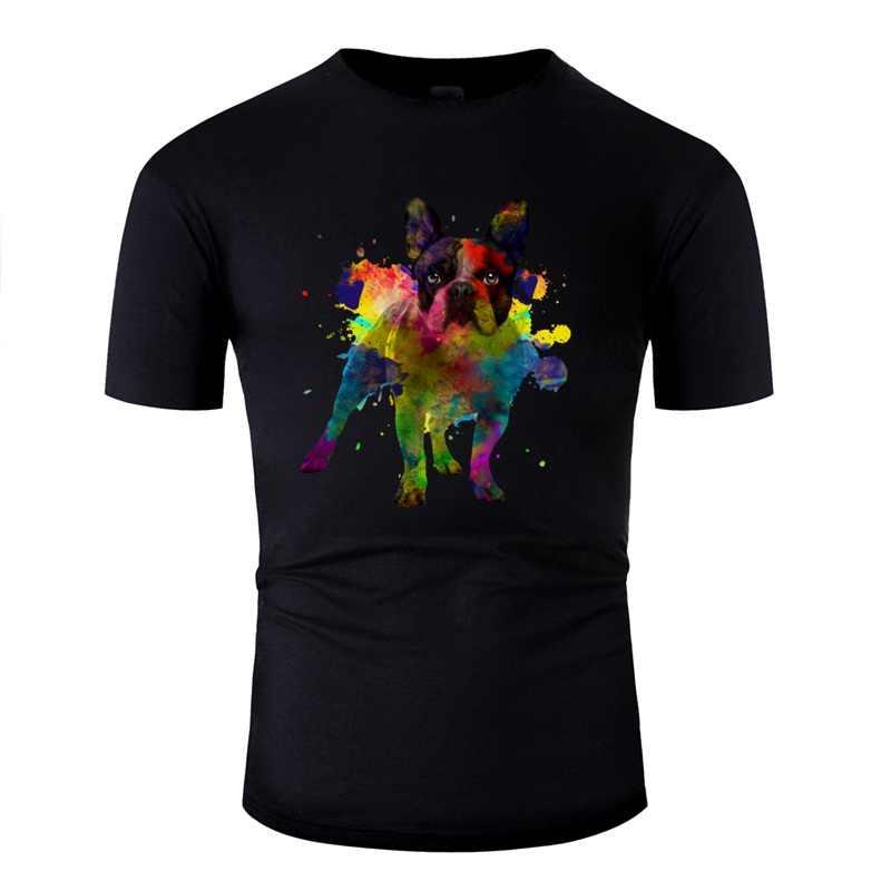 Knitted Fitness French Bulldog Frenchie Tshirt For Men Woman Black Tee Shirt Man Gents Size Xxxl 4xl 5xl Pop Top Tee