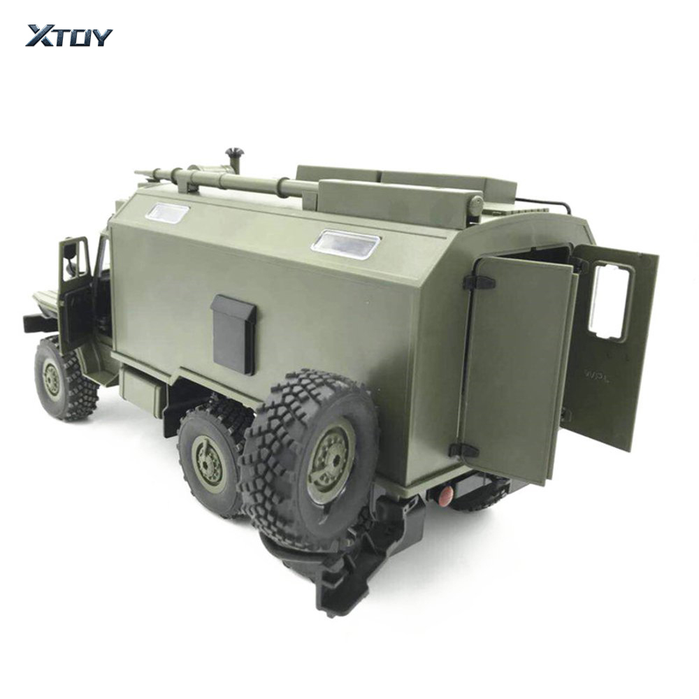 Vehicle Remote RC 6WD 5