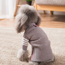 Hipidog Brand Leisure Classic Knit Sweatshirt for Small Dogs Pet Winter Clothes Dog