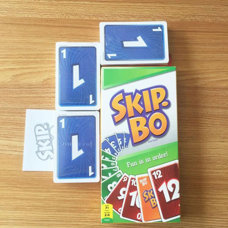 Playing Cards Paper Card Board Family Fun Poker Game Fold Entertainment Game Russian Rules Children's Educational Toys