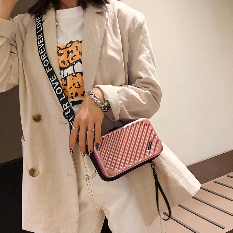 Puimentiua Luxury Hand Bags Women 2019 New Suitcase Totes Fashion Mini Luggage Bag Women Famous Brand Clutch Bag Mini Box Bag