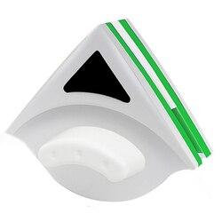 Magnetyczny do okna wycieraczka środek do czyszczenia szkła pędzel dwustronnie szczotka magnetyczna szyba okienna szczotka do mycia domowego urządzenia do oczyszczania w Magnetyczne myjki do okien od Dom i ogród na