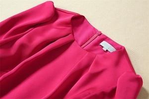 Image 4 - Principessa Kate Middleton Dress 2020 Donna O Collo Del Vestito da Polso Manica Elegante Abiti da Lavoro di Usura Vestiti NP0785J
