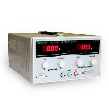 цена на KPS10010D High precision High Power Adjustable LED Dual Display Switching DC power supply 220V EU 100V/10A kps