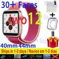 Смарт-часы серии 5 IWO 12 40 мм 44 мм Bluetooth iwo12 pro для Apple IOS Android phone Heart Rate smartwatch PK IWO 11 Pro 8 13 9