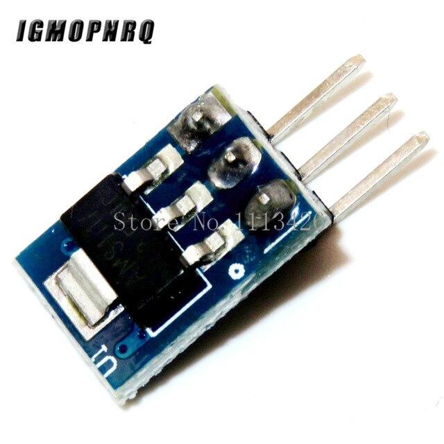 5PCS 5V to 3.3V For DC-DC Step-Down Power Supply Buck Module AMS1117 LDO 800MA