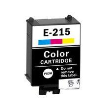 Vilaxh 2 шт. цветной T215 E-215 картридж совместимый для Epson T215 Workforce WF-100 WF100 принтера
