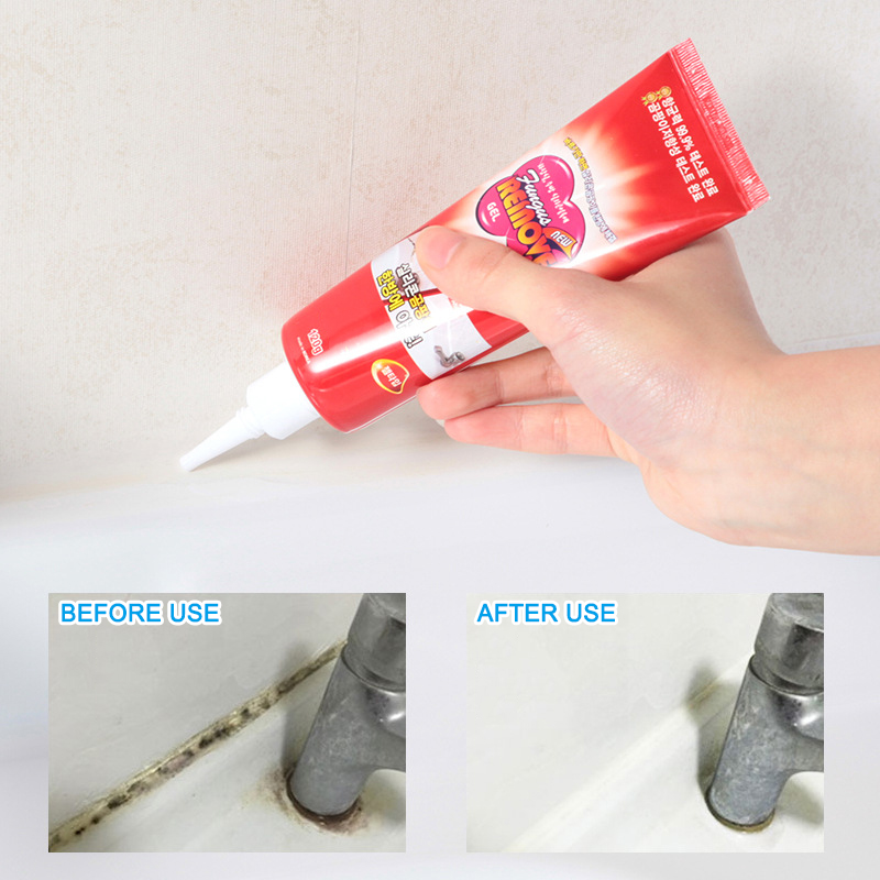 Deep Down Clean Household Mold Remover Gel Cleaning Tool Portable For Home MJJ88