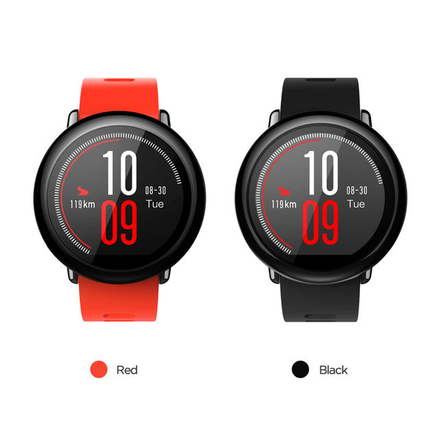 Huami Amazfit Pace Smartwatch Amazfit Smart Watch Bluetooth GPS Information Push Heart Rate Intelligent Monitor 1