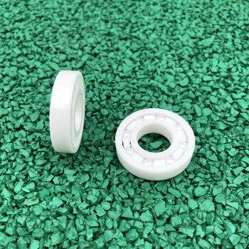 4pcs/lot  R2 R3 R4 R6 R8 R10 R12 R144 R166 inch ZrO2 full Ceramic ball bearing Zirconia ceramic bearings