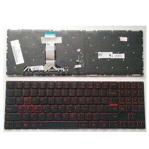 Image 3 - لينوفو فيلق Y520 Y520 15IKB Y720 Y720 15IKB R720 R720 15IKB Y530 Y730 كمبيوتر محمول الإنجليزية الولايات المتحدة لوحة المفاتيح الخلفية الخلفية