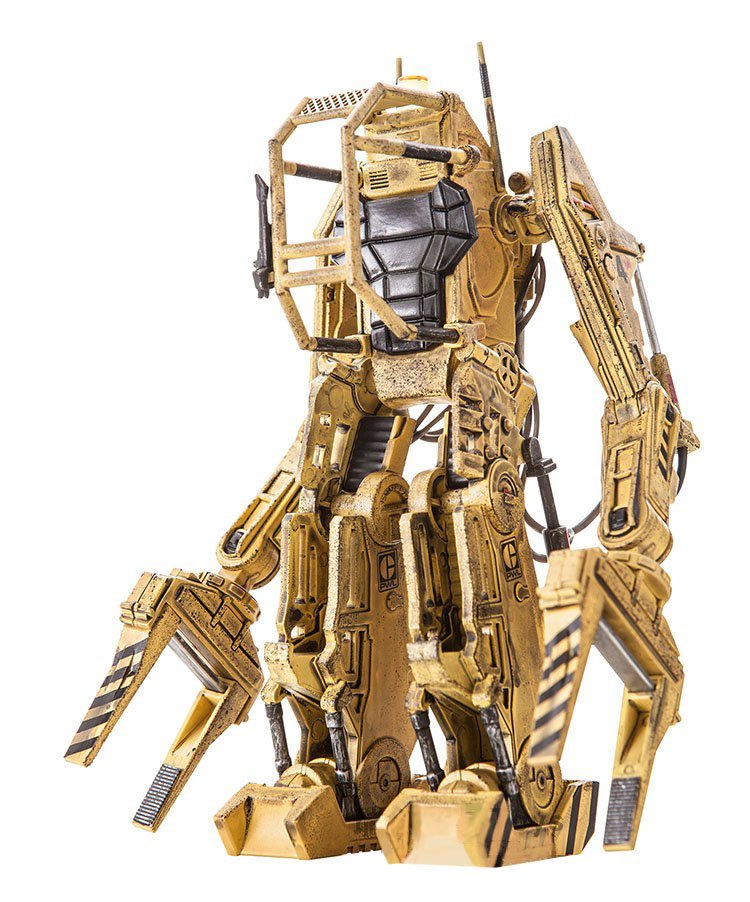 Lensple Toys Aliens Colonial Marines Power Loader <font><b>1</b></font>/<font><b>18</b></font> Scale PVC Game Action <font><b>Figure</b></font> Aliens Power Loader Collectible Model Toy image