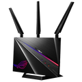 ASUS ROG Rapture GT-AC2900 AC2900 Dual Band WiFi Gaming Router,NVIDIA GeForce NOW,AiMesh for whole-home wifi and AiProtection