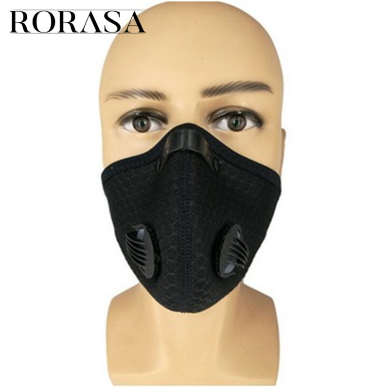 1pc Respiratory Dust Mask Upgraded Version Men & Women Anti-fog Haze Dust Pm2.5 Pollen 3D Cropped Breathable Valve Mask Unisex