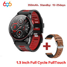 2020 New L6 Smart Watch IP68 Waterproof Sport Men Women Bluetooth Smartwatch Fitness Tracker Heart Rate Monitor For Android IOS(China)