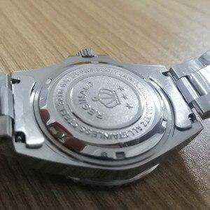 Image 4 - REGINALD Uhr Männer GMT Drehbare Lünette Japan Miyota 2115 Movt Volle edelstahl Quarz Uhren relogio masculino