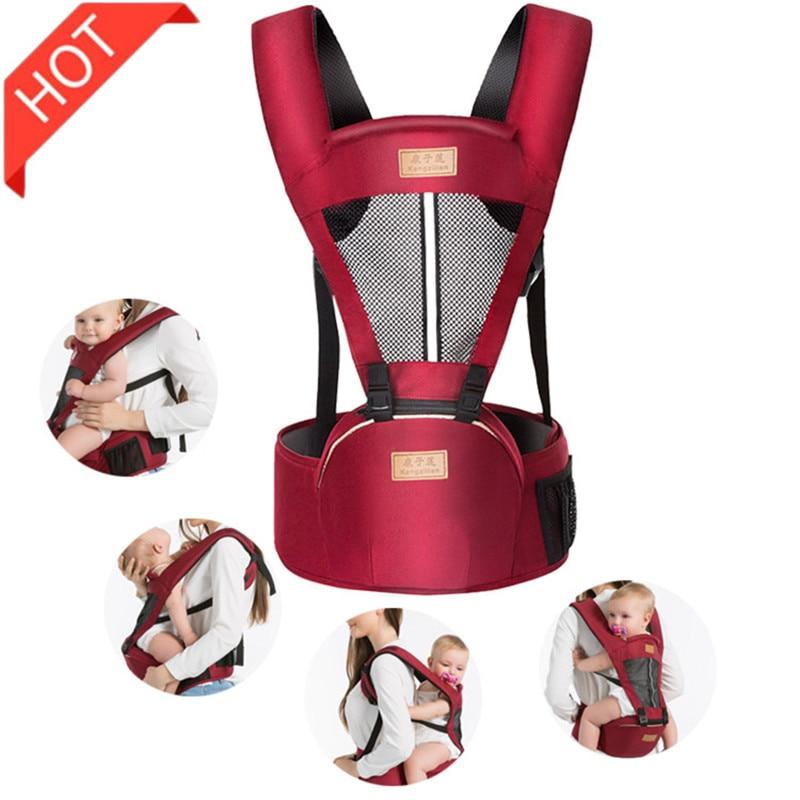 Rucksack träger monate ergonomische baby träger baby sling baby gabesy ergonomische hüfte wrap durchführung kinder Tun Dropshipping