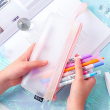 Cute Pencil Case School Stationery Office MBD124-127-5 Supplies Pen Bag
