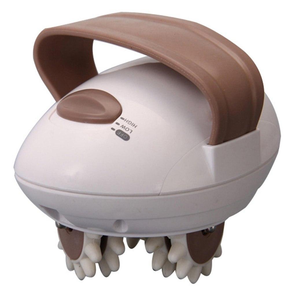 Sq-100 domu wielofunkcyjny elektryczny masażer ciała Mini 3D twarzy maszyna wałek do masażu odchudzanie maszyna