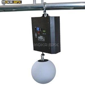 Image 1 - RGB Farbwechsel Led aufzug Ball dmx 512 8 chs Led Effekt Licht für nacht club professionelle bühne hochzeit dekoration