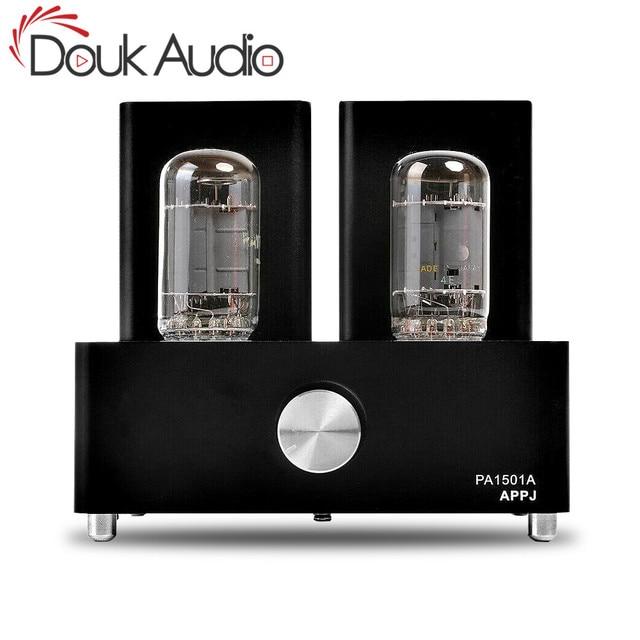 Douk Audio Mini Vacuum Tube Amplifier Audio Hifi Stereo Desktop Power Amp