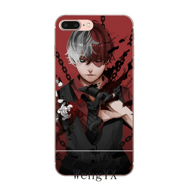 My Boku No Hero Academia Todoroki Shouto For Huawei Mate 30 20 10 9 lite Y9 Y7 Y6 prime pro 2018 2019 nova 2 3i Soft Cover Case