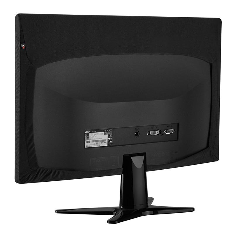 Elastic Force Monitor Dustproof Computer Desktop Dust Cover 21 27 32 Inch Dustproof Ultrathin Soft Lining Protect Sheath For Hp
