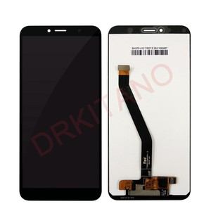 """Image 4 - 5.7 """"ekran için Huawei Y6 2018 LCD ekran onur 7C 7A Pro dokunmatik ekran çerçeve ile Y6 başbakan 2018 ekran ATU LX1 LX3 L11 L21"""