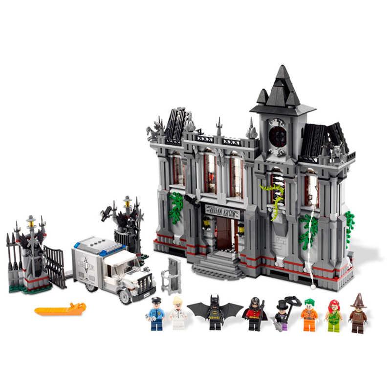 nobox New Dc Arkham Asylum Breakout Harleen Quinzel Building Blocks